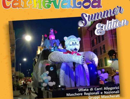 Carnevaloa Estivo 2019